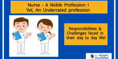 Nurse- a noble profession