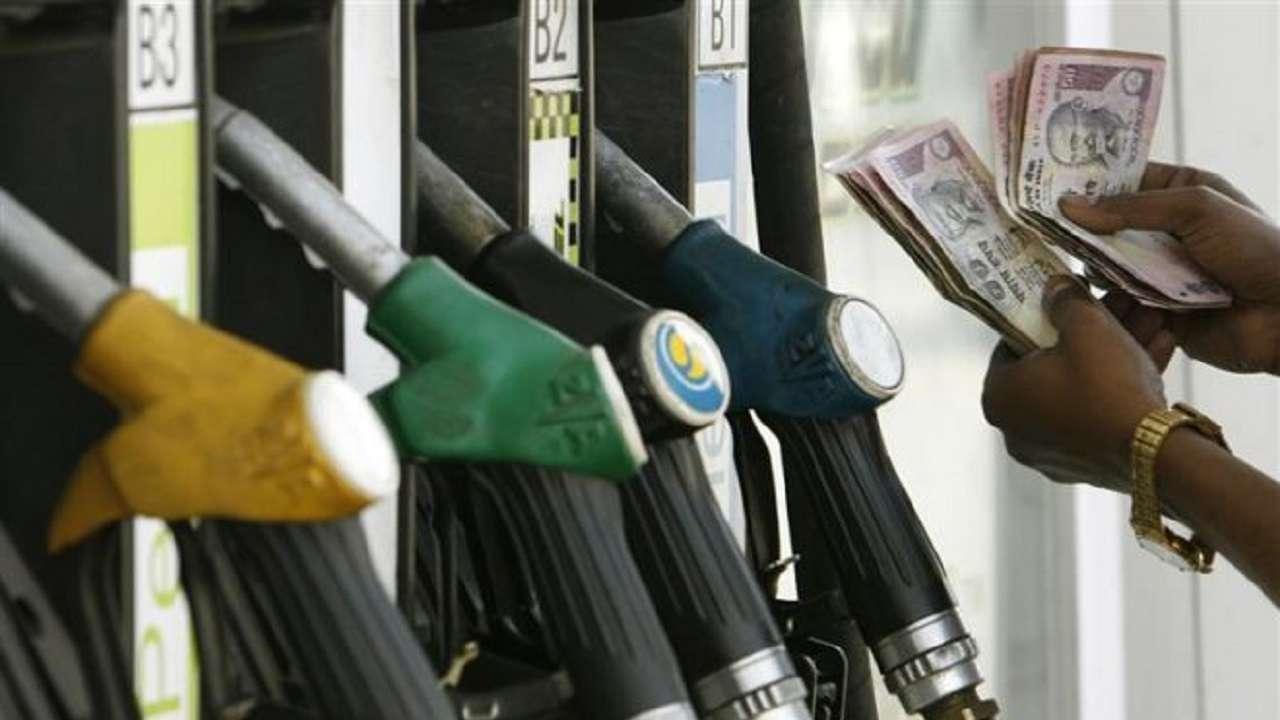 Rise in petrol and diesel price