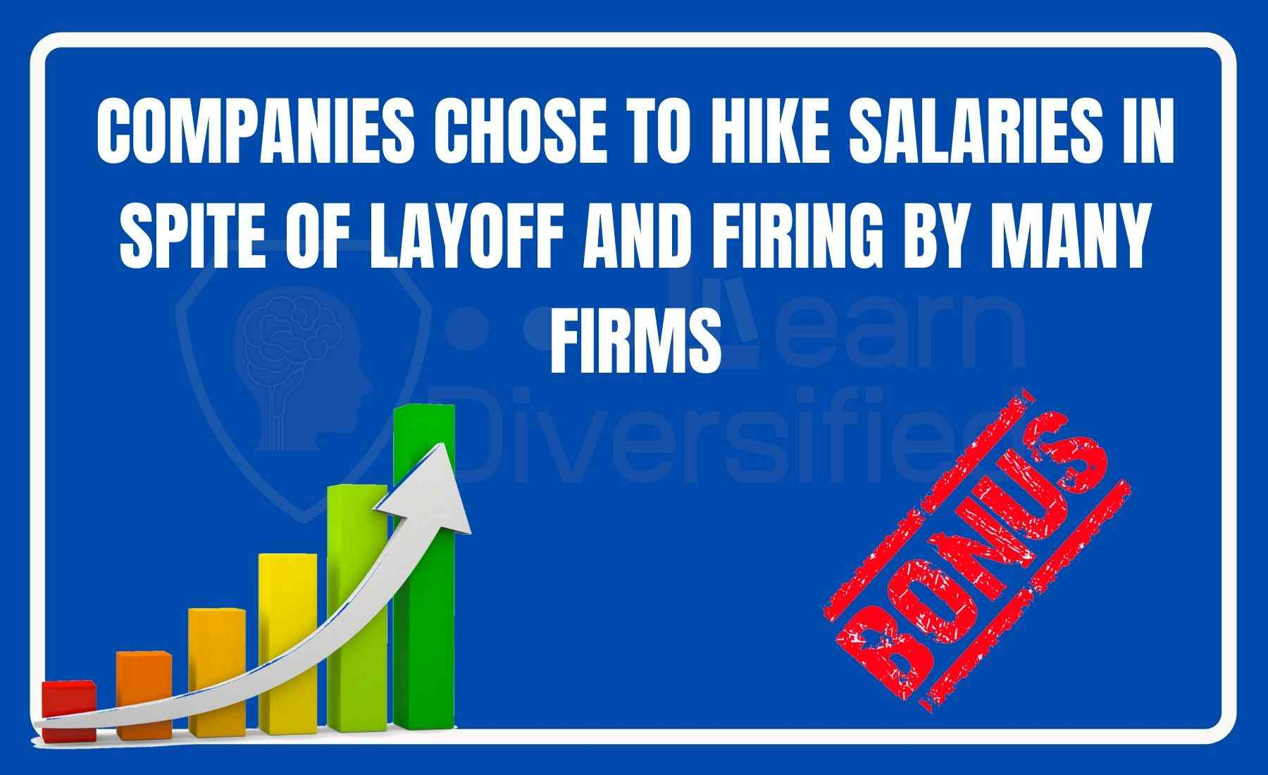 hike salaries