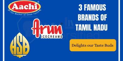 Famous brands of Tamil Nadu