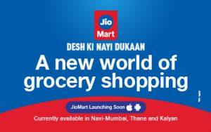 Jio Mart marketing campaign