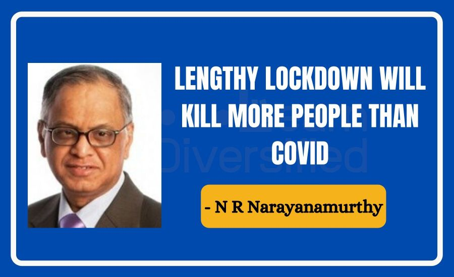 Lengthy lockdown will kill more people than COVID