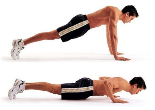 Top 10 Home Workout for chest for Building a Broad, Strong Upper Body.