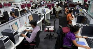 Infosys resumes with 5% employees safely