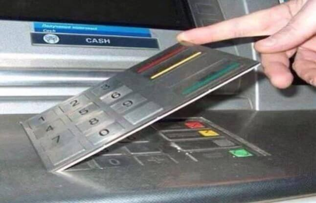 cloned ATM cards