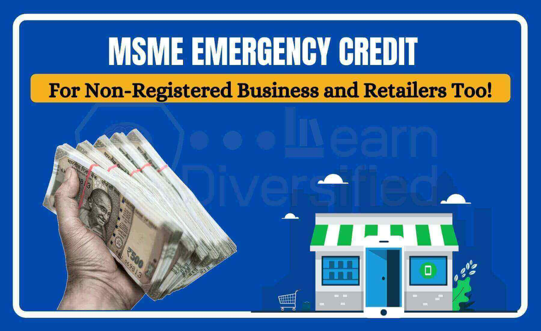 emergency credit