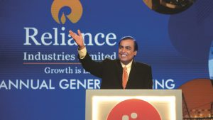 Reliance Industries rights issue