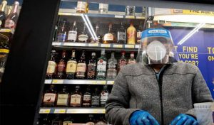"""Liquor sales will be back with """"Safe Shields""""- Since May 4"""