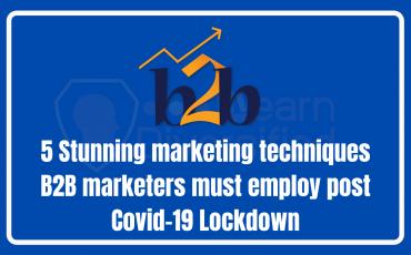 B2B marketer
