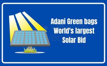 Adani Green Solar