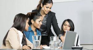 Women employees