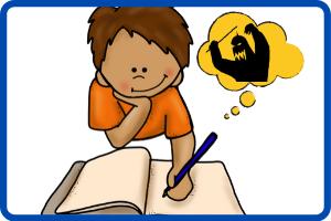 overcoming fear - write it down