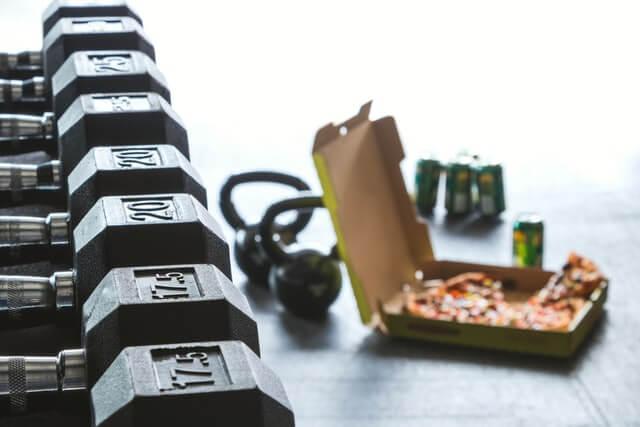 Food = Fitness