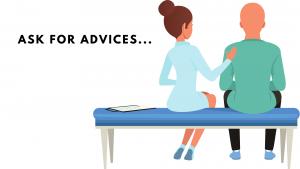 Advice - Decision making