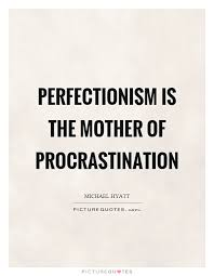Procrastination - what, why and how