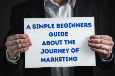 A Simple Beginners Guide About The Journey of Marketing.