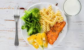 Healthy Lifestyle | Nutritious Plate