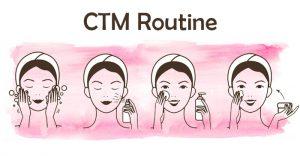 Skincare Routine - CTMS