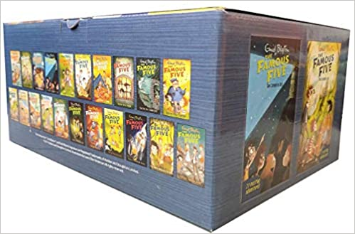 Famous five - books for teens