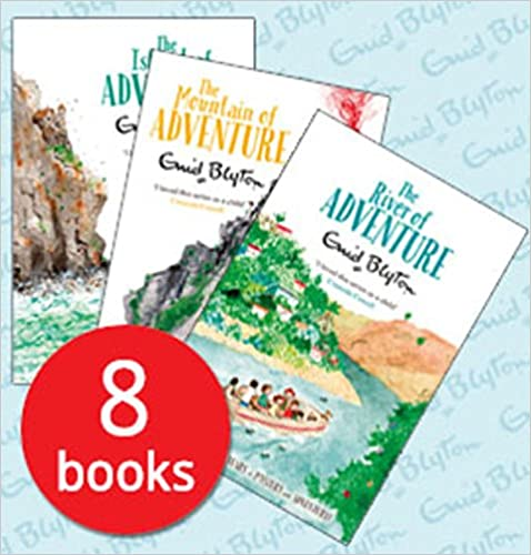 The adventure series - Best books for teenagers