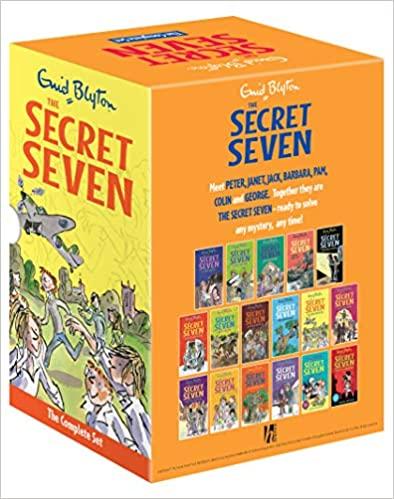Secret seven - best book for teenagers