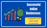 Successful Indian Businesses | 7 companies and their small investments
