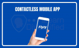 Flyzy – Contactless mobile app