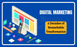 Digital Marketing – Evolution of marketing in 3 decades