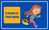 Panic Buying – 4 Important reasons, why people Panic Buy